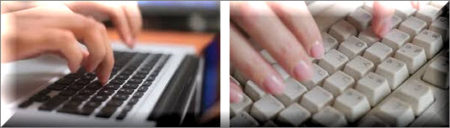 typing-hands
